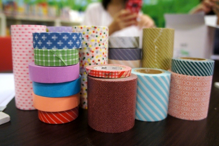 time to go washi-crazy!