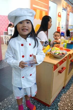 Chef Anya