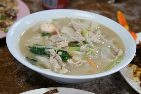 kuay teow soup