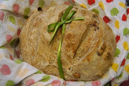 Juan's loaf