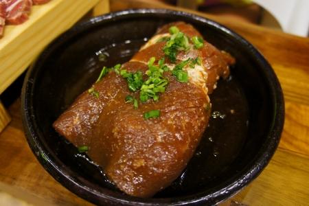 Gangnam Pork