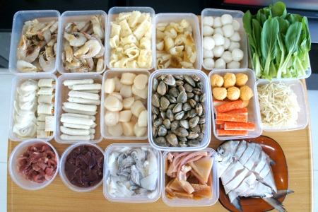 food for steamboat