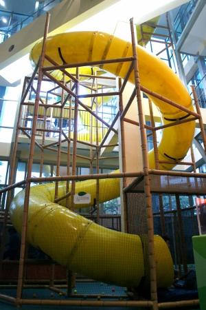 crazy slide