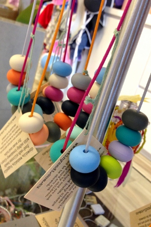 necklaces that are safe for babies to chew on
