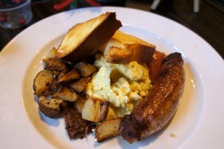 EPIC breakfast platter