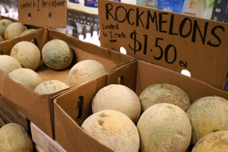 cheap melons