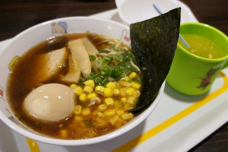 kid's ramen (comes with a drink)