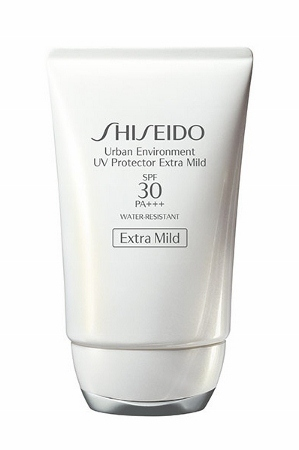 Shiseido Urban Environment UV Protector Extra Mild