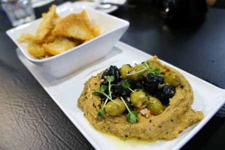 Asian Hummus