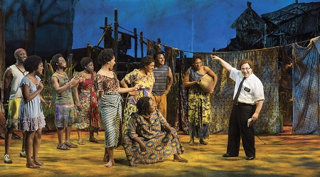 photo credits: The Book of Mormon London