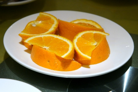 oranges of dismissal