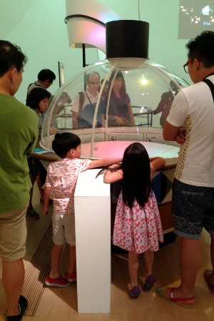 kids love pressing buttons