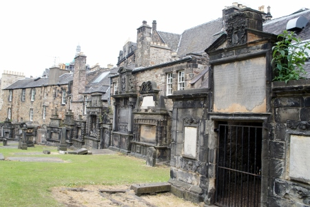 graveyard that inspired JK Rowling