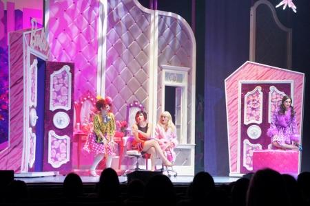 the 'villains' plotting against Barbie's friend