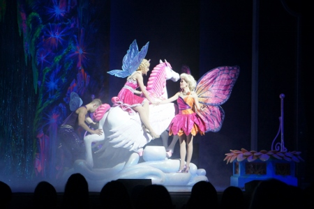 Barbie as a fairy