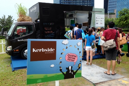 Fairness Partner Kerbside Gourmet