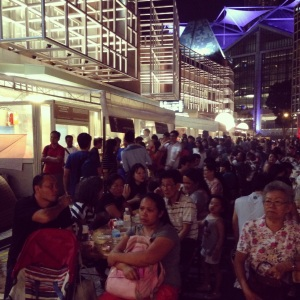 Ultimate Hawker Fest at Millenia Walk