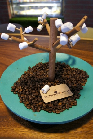The Marshmallow Tree