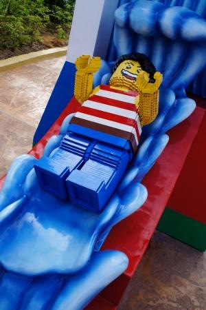 funny Lego man