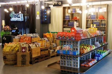 snacks galore