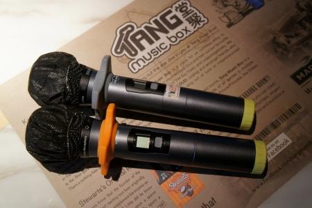 covered mics