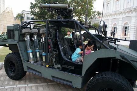 Light Attack Vehicle