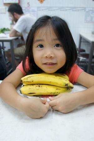 Anya's bananas!