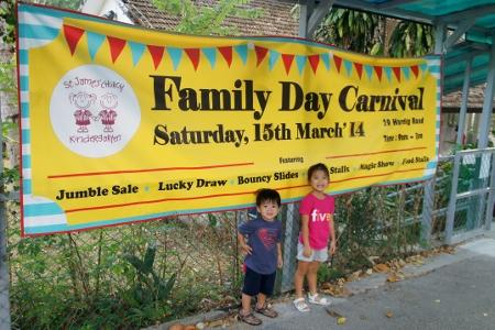 SJCK Family Day Carnival