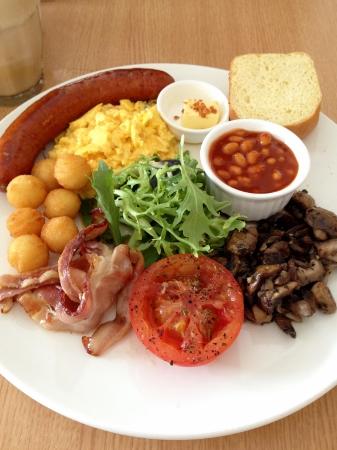 Arbite Breakfast