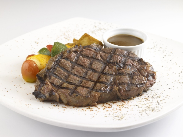 Charbroiled U.S. Black Angus Ribeye Steak