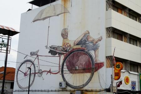 trishaw man