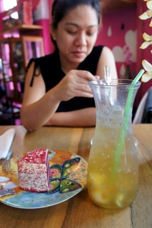 my huge drink