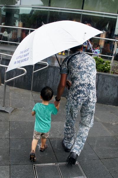 excellent wet weather procedure