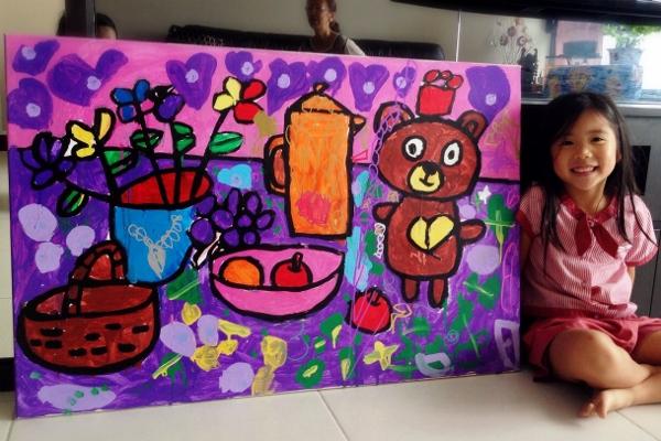 Anya artspiration