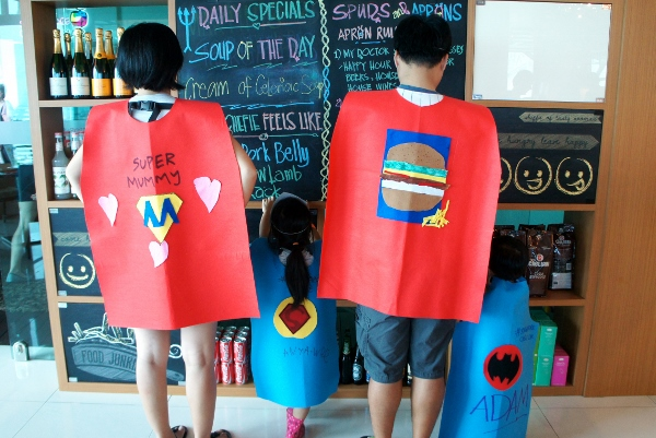 check out our capes!