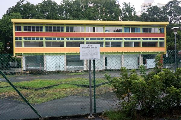 former Queenstown driving test centre