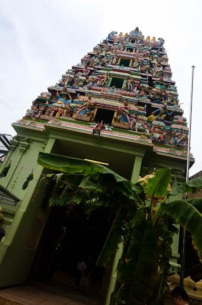 Sri Muneeswaran Temple