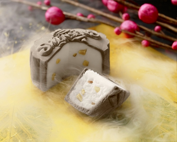 Swensen's Queen of Earl Grey Mooncake