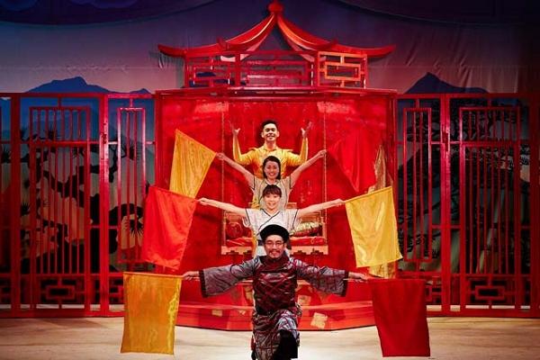 万岁,我们中国的皇帝!
