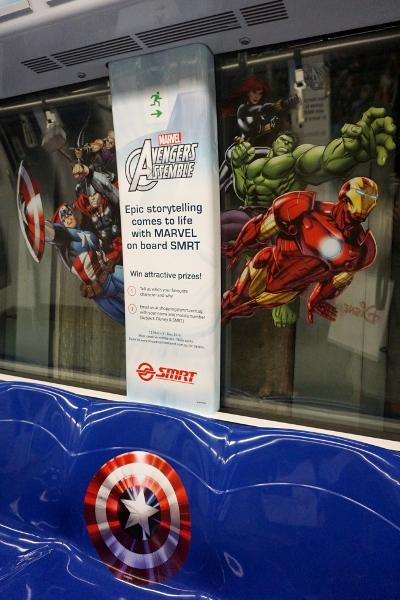 superheroes galore!