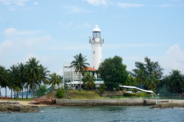 visited Raffles Lighthouse