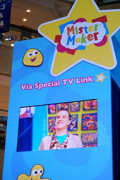 A Cbeebies Christmas At Plaza Singapura Life In The Wee Hours
