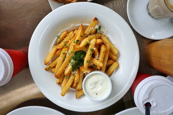 Truffle Fries!!