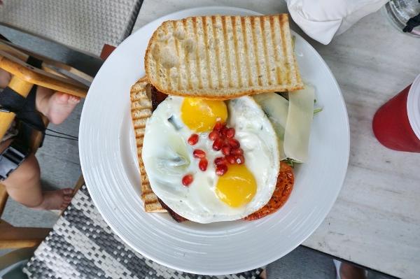 Pork Belly & Fried Eggs