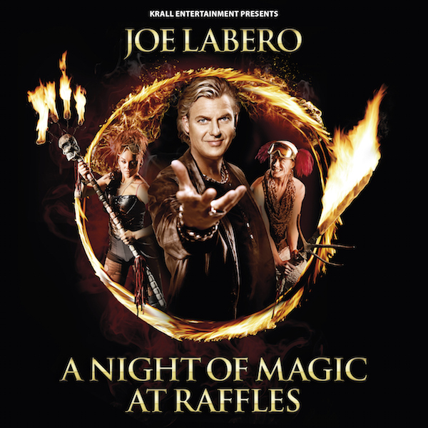 A Night of Magic at Raffles