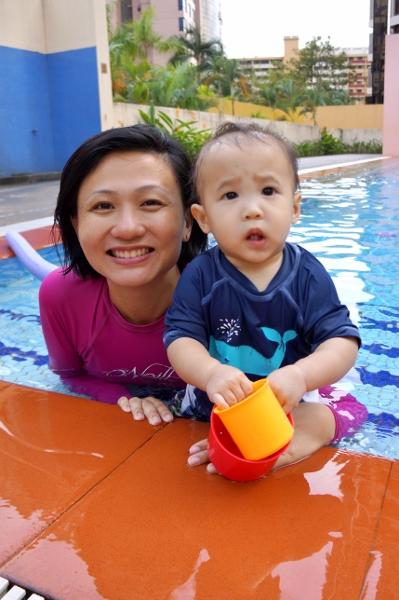 CNY swim