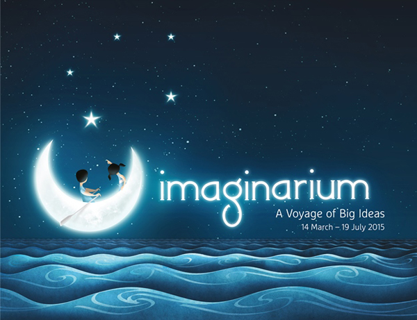Imaginarium: A Voyage of Big Ideas