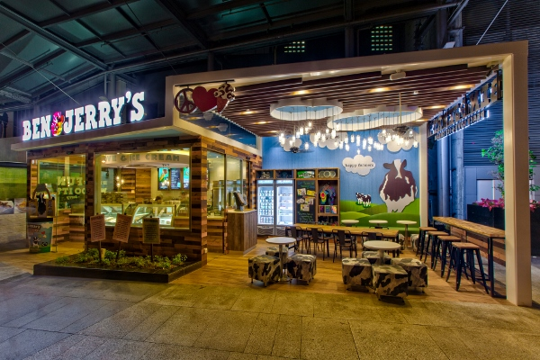 Ben & Jerry's Flagship Scoop Shop