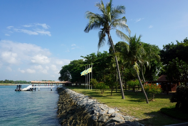 final look at Kusu Island