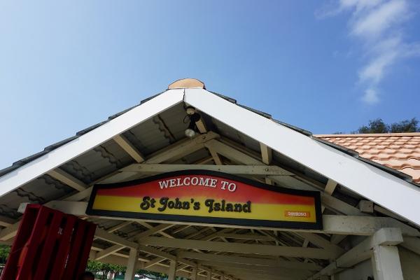 St. John's Island